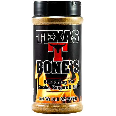 Texas T Bone's Meat Rub