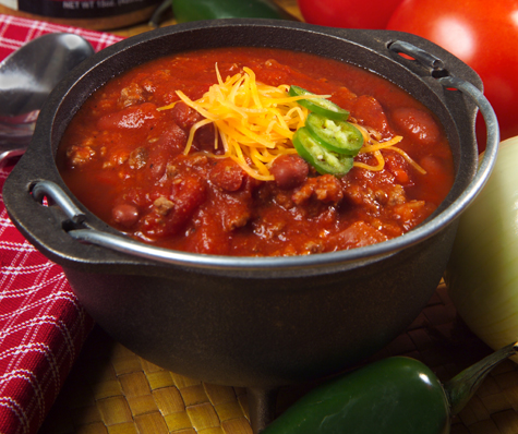 Best Super Bowl Party BBQ Recipes -- Red River Chili