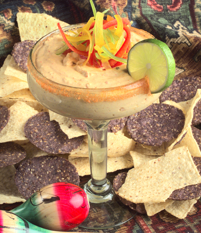 Best Super Bowl Party Recipes -- Chipotle Chili Dip