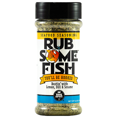 Rub Some Fish Seasoning