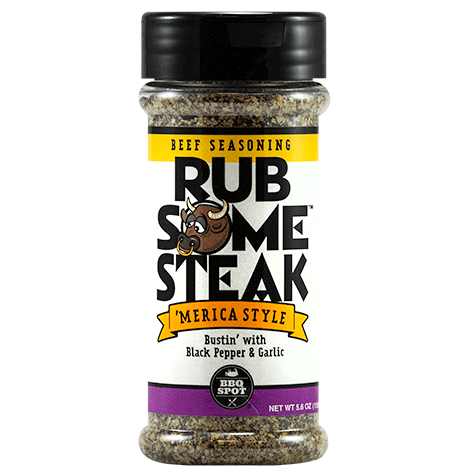 Rub Some Steak Seasoning