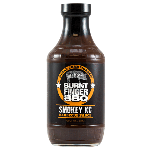 Burnt Finger BBQ Smokey KC Barbecue sauce