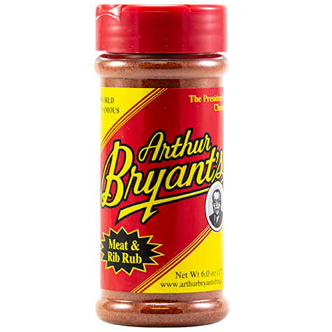 Arthur Bryant's Meat and Rib Rub