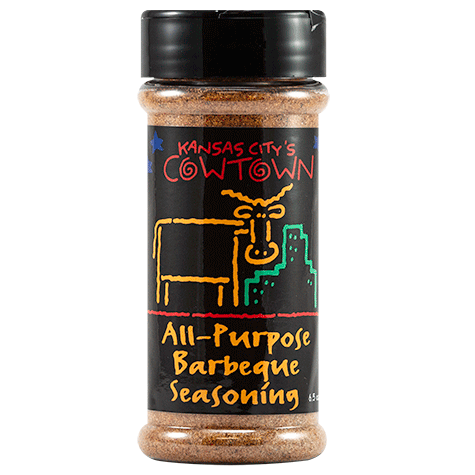 Cowtown All Purpose Barbeque Seasoning
