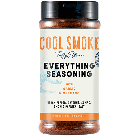 Tuffy Stone Cool Smoke Everything Seasoning