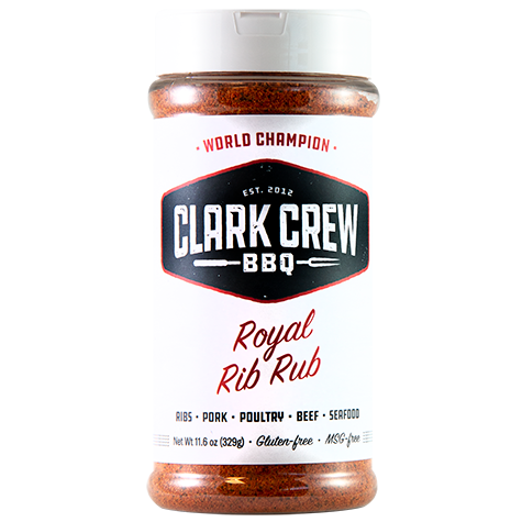 Clark Crew BBQ Royal Rib Rub