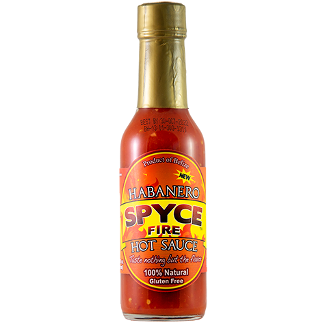 Spyce Habanero Fire Hot Sauce