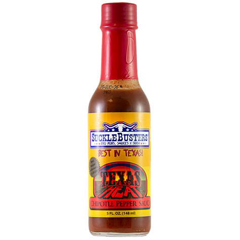 Sucklebusters Texas Heat - Chipotle Pepper Sauce