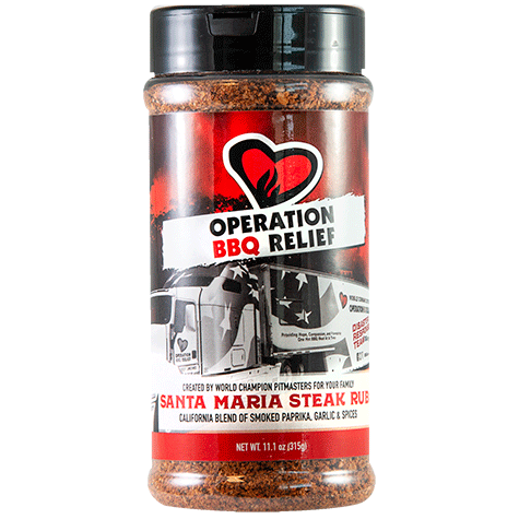 Operation BBQ Relief Santa Maria Steak Rub