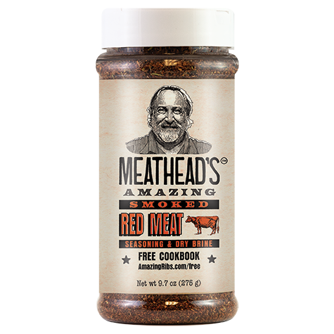 Meathead's Amazing Smoked Red Meat Poultry Seasoning